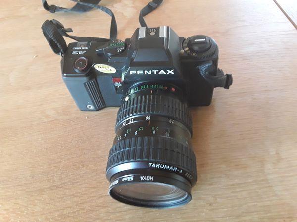 Pentax Spiegelreflexkamera