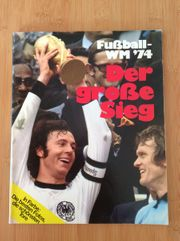 Der große Sieg - Fußball WM