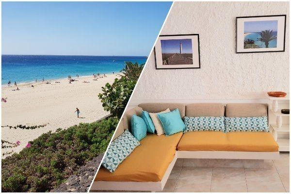 Appartement am Meer auf Fuerteventura