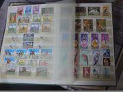 Briefmarken 5 Alben aus der