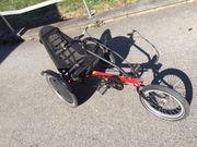 Sitz- Liegerad von Hase Bikes