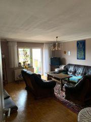 Schöne massive Wohnzimmer Garnitur mit