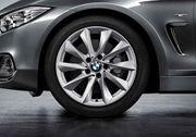 Winter Kompletträder für BMW F33