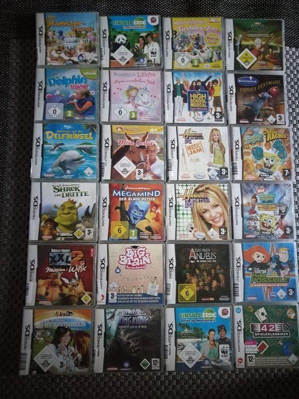 DS Spielesammlung zvk