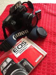 Canon Spiegelreflexkamera analog EOS 1000