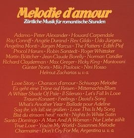 CDs, DVDs, Videos, LPs - MELODIE D AMOUR Vinyl-LP-Box 3