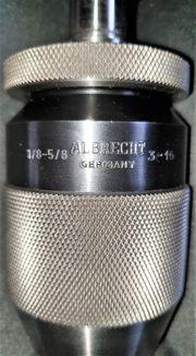 Albrecht Schnellspann-Bohrfutter SBF-plus 3-16 mm