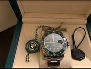 Rolex Submariner Hulk 116610LV Neu