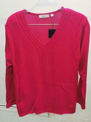 Kimmy Pullover Rot Gr L