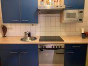 Küchenschränke inkl Mikrowelle