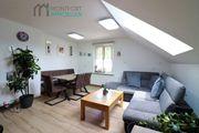 Kennelbach gemütliche Dachgeschoßwohnung mit tollem