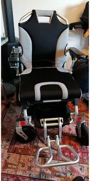 Klappbarer elektrischer Rollstuhl Elite Ultralight