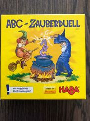 Spiel Haba ABC-Zauberduell
