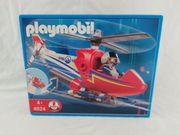 Playmobil Feuerwehr Löschhubschrauber 4824 mit