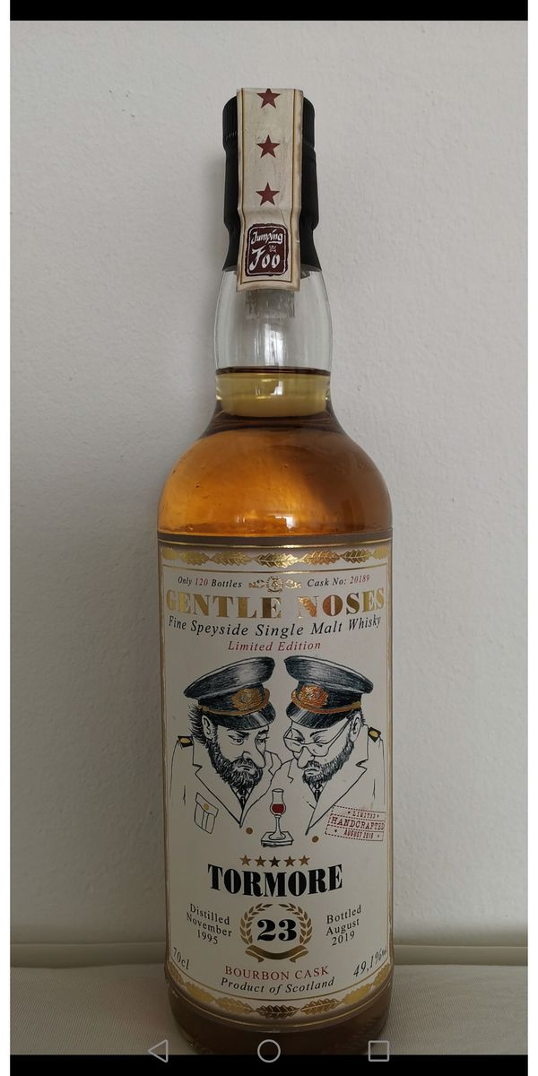 Whisky Tormore