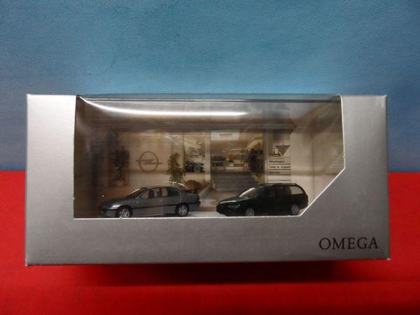 Opel Herpa Omega Stufenheck und