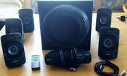5 1-SURROUND-SOUND-LAUTSPRECHERSYSTEM Z906