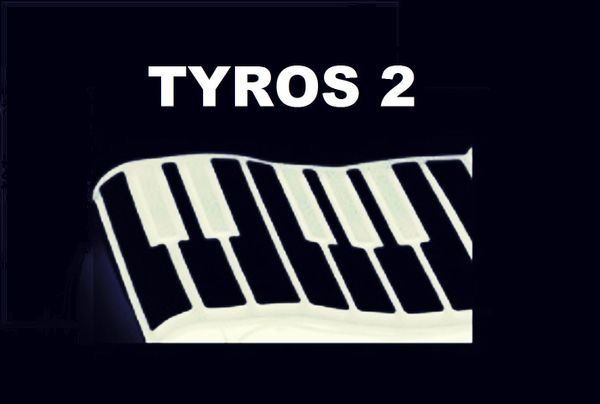 Yamaha Tyros 2 - TVN Samples
