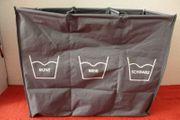 Wäschesammler mit 3 Fächern