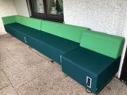 EJOT-Couch 5-teilig modular sehr guter