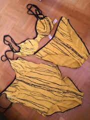 Badeanzug Bikini Gr 38 Naturana