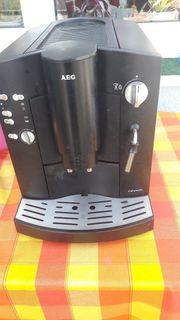 2 Kaffeevollautomaten von AEG