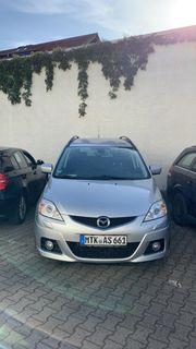 Mazda 5 voll Ausstattung top