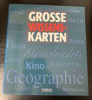Grosse Wissenskarten 3 Ordner Sammelwerk