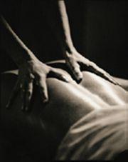 Dark-Massage für die Frau und