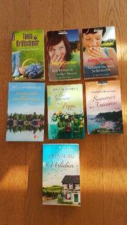 Romane - Liebesromane