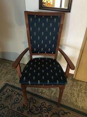 Armlehnen-Stuhl italienische Stilmöbel