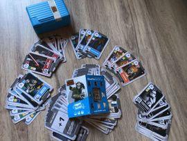 StarWars Shuffle Kartenspiel mit Handyapp