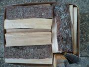 Verkaufe Kleinmenge Brennholz Fichte