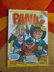 panik comic heft
