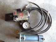 12 Volt Hydraulikaggregat Zubehör