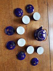 Teeservice Japan Teezeremonie Porzellan