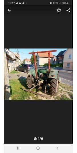 Deutz Kloeckner: Kleinanzeigen aus Großmehlra - Rubrik Traktoren, Landwirtschaftliche Fahrzeuge