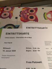 2 Tickets zum Preis von