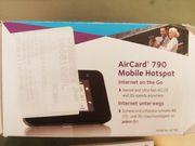 Mobiler Hotspot Netgear Aircard 790