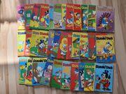 34 Comic Donald Duck zwischen