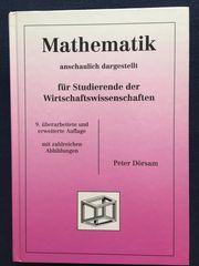 Buch Mathematik anschaulich dargestellt Aufgabensammlung