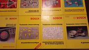Bosch-Technische Unterrichtungen Konvolut mit 19