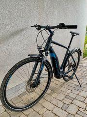 E-bike Cube Cross Hybrid ONE