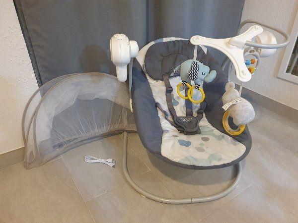 Babyschaukel Schaukelwippe
