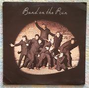 Schallplatte LP PAUL McCARTNEY WINGS