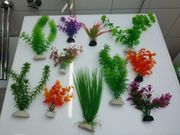Verkaufe 11 Stück Kunst Pflanzen