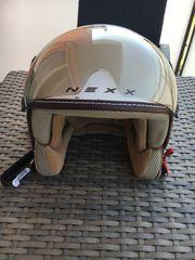 Sehr schöner neuwertiger Moped Helm