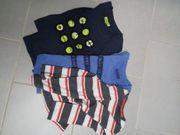 3 Langarm Shirts Gr 116