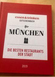 essen trinken Gutscheinbuch München
