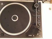 Plattenspieler Philips 406 kaum benutzt